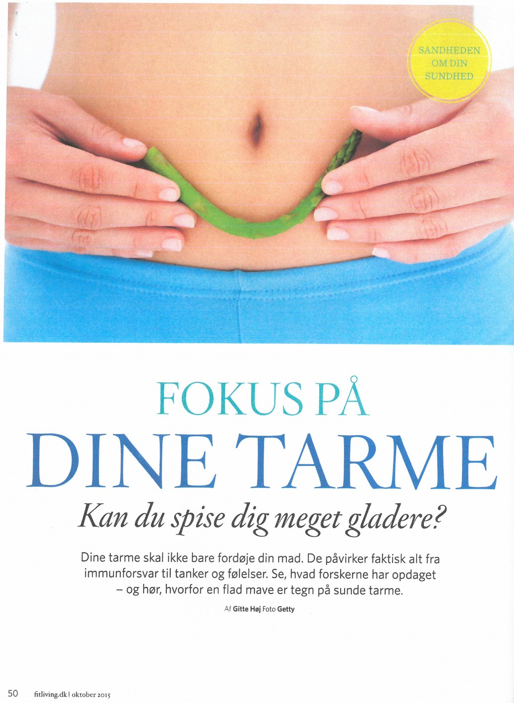 Fit Living Okt. 15