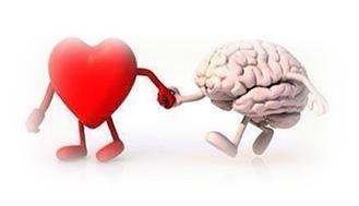 Hjerte og hjerne hånd i hånd